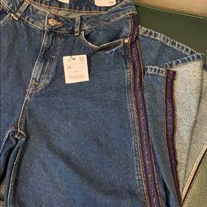 ZARA BASIC Z1975 Denim Jeans